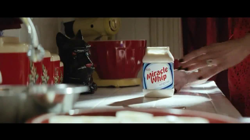 Miracle Whip TV Spot, 'Proud of It: Stacy's Deviled Eggs' - Screenshot 2