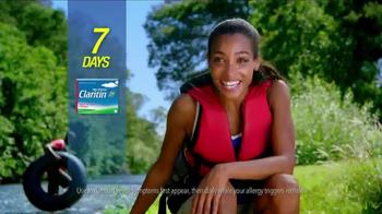 Claritin TV Spot, 'Inner-Tubing' thumbnail