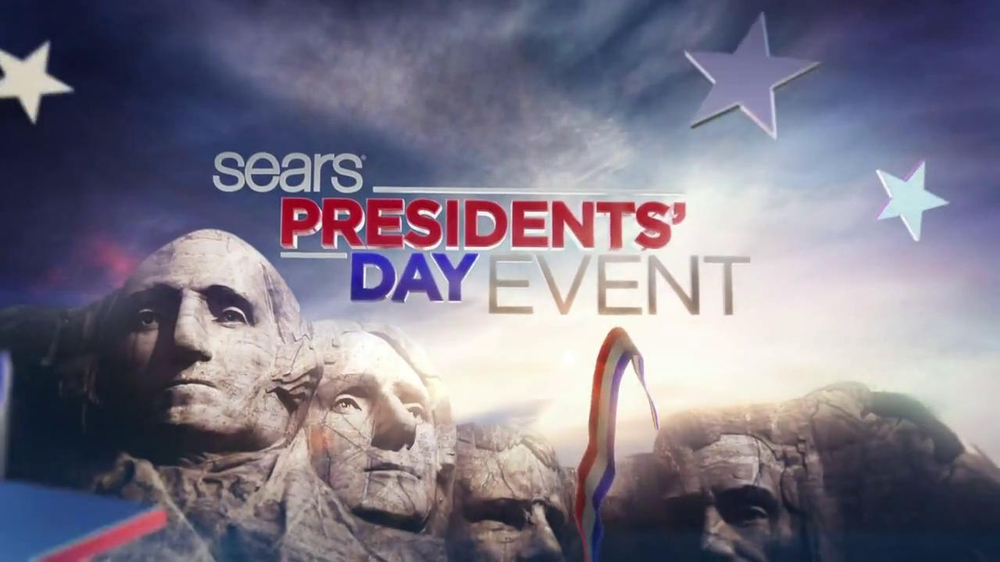 President's Day Weekend is a great time to save on a new appliance. Enjoy the long holiday weekend by shopping President's Day Sales at Sears Outlet. Sears Outlet has President's Day sales featuring amazing discounts of % off regular .