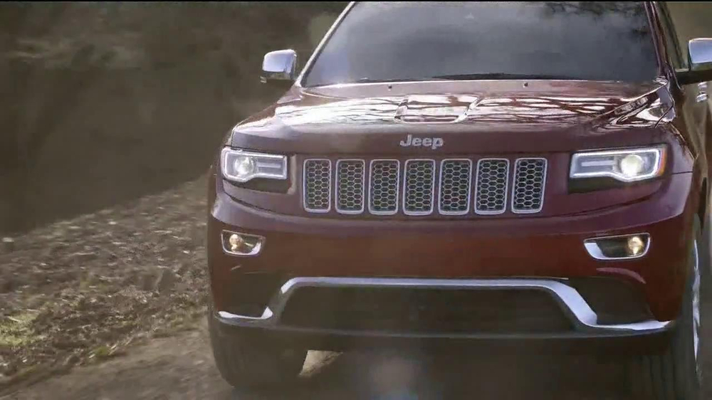2014 jeep grand cherokee tv commercial 39 run away 39. Cars Review. Best American Auto & Cars Review