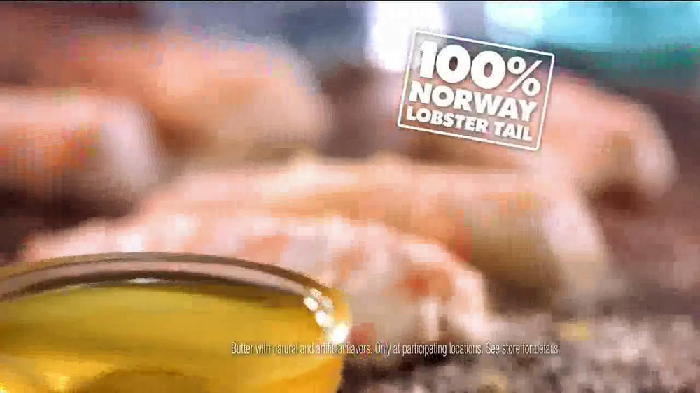 Long John Silver's Lobster Bites TV Spot, 'Ship' - Screenshot 7