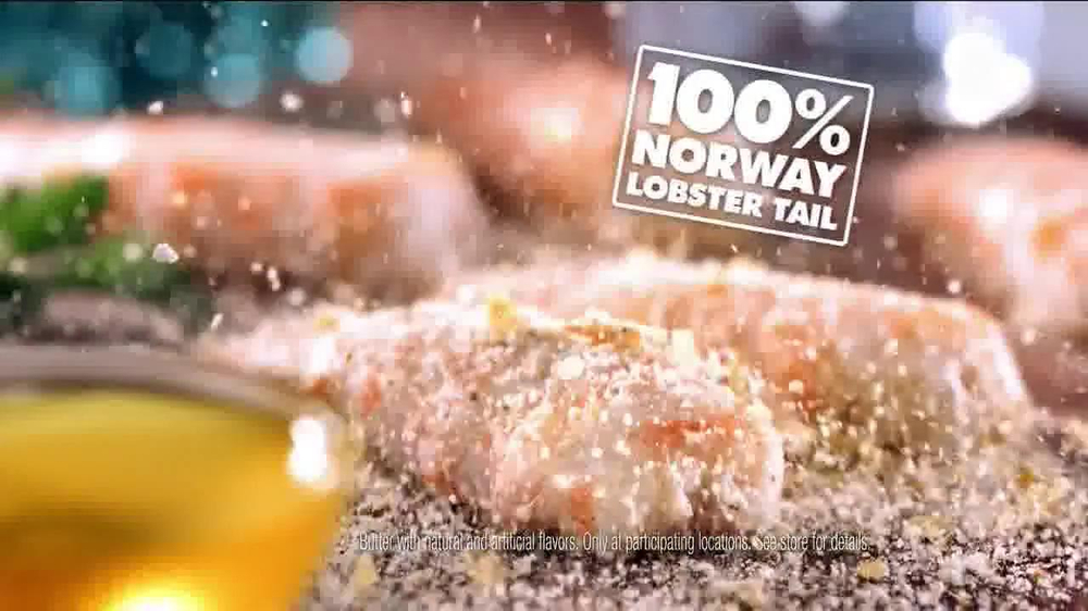 Long John Silver's Lobster Bites TV Spot, 'Ship' - Screenshot 8