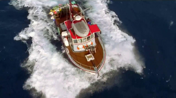 Long John Silver's Lobster Bites TV Spot, 'Ship' - Thumbnail 1