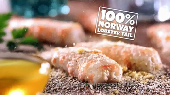 Long John Silver's Lobster Bites TV Spot, 'Ship' - Thumbnail 9