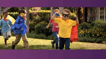 Children's Allegra Alergy TV Spot, 'Superhero' thumbnail