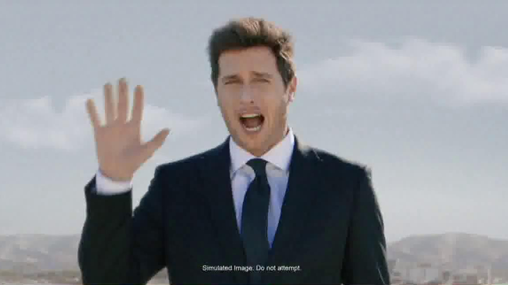 New Nissan Commercial Actor