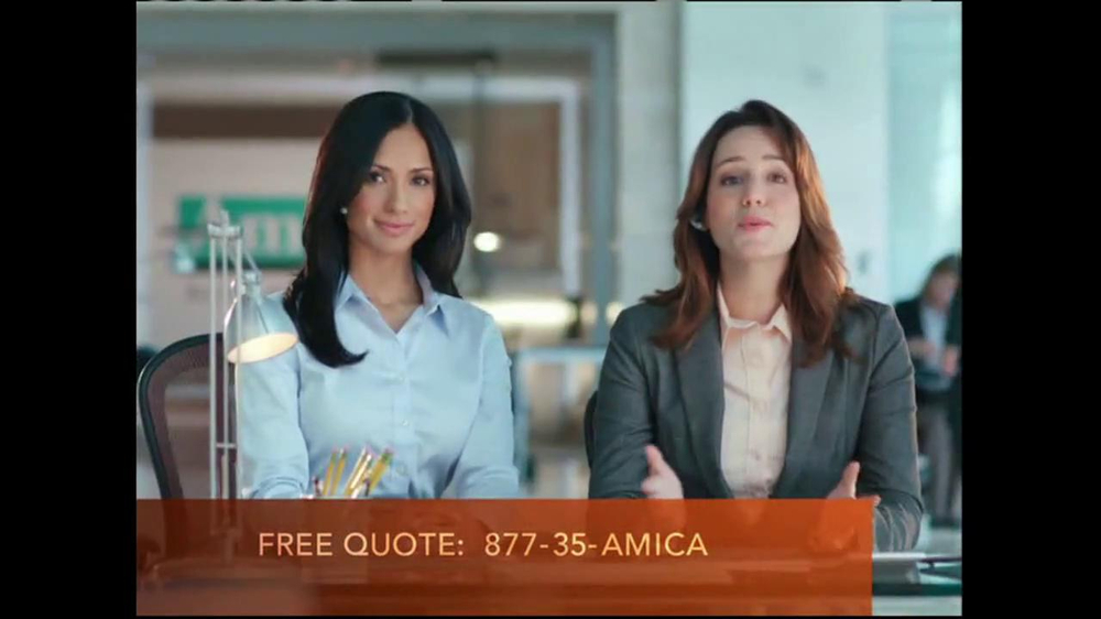 Amica mutual insurance company tv spot 39 expectations for Is amica insurance good