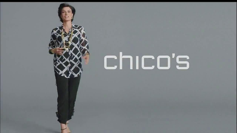 Chico's The Long Shirt TV Spot - Screenshot 1