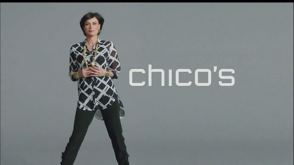 Chico's The Long Shirt TV Spot - Screenshot 2