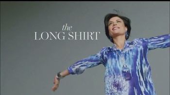 Chico's The Long Shirt TV Spot - Thumbnail 5