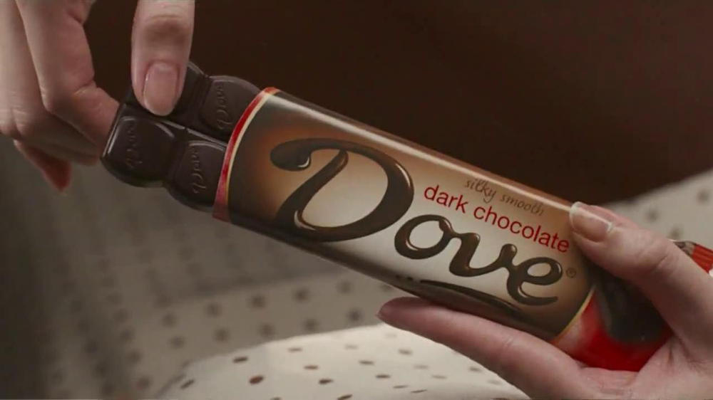 Dove Dark Chocolate TV Spot, 'Audrey Hepburn' - Screenshot 10