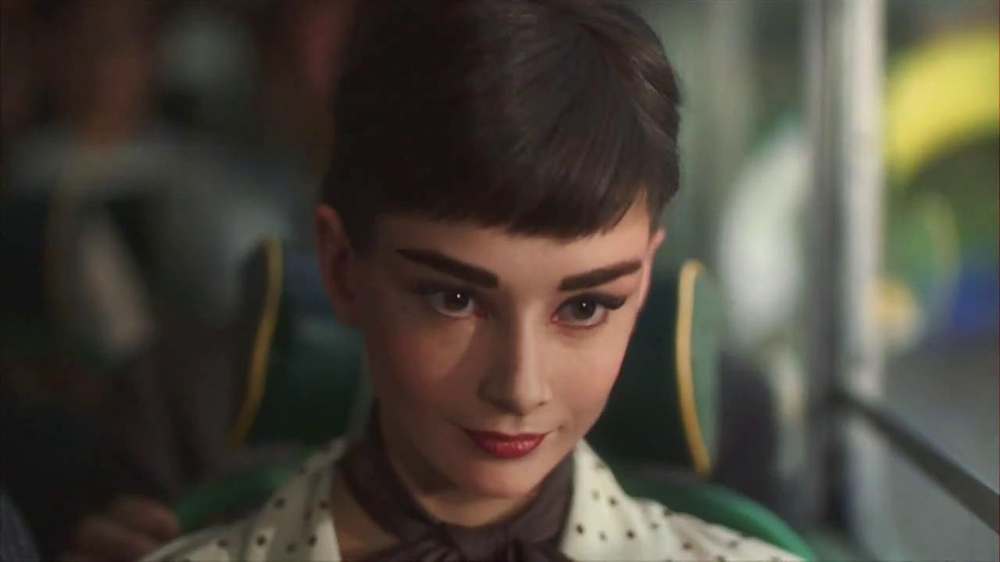 Dove Dark Chocolate TV Spot, 'Audrey Hepburn' - Screenshot 5