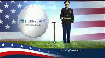 The HurryCane TV Spot, 'America-Strong'