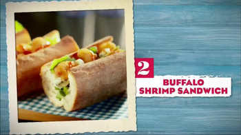 SeaPak Popcorn Shrimp TV Spot, 'Cooking 123' - Thumbnail 8