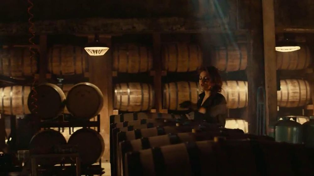 Jim Beam TV Spot, 'Make History' Featuring Mila Kunis - Screenshot 3