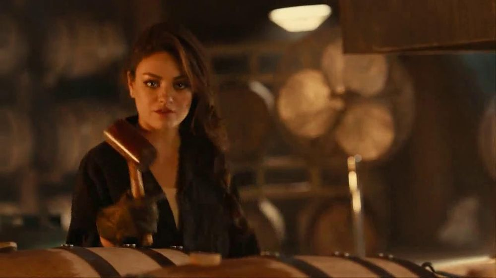 Jim Beam TV Spot, 'Make History' Featuring Mila Kunis - Screenshot 4