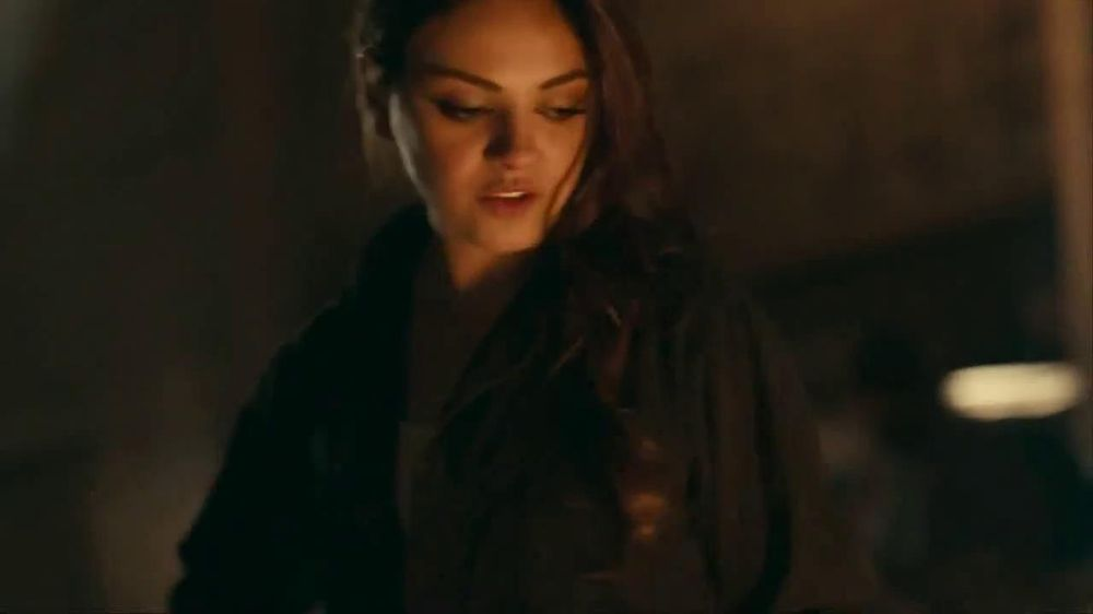 Jim Beam TV Spot, 'Make History' Featuring Mila Kunis - Screenshot 5