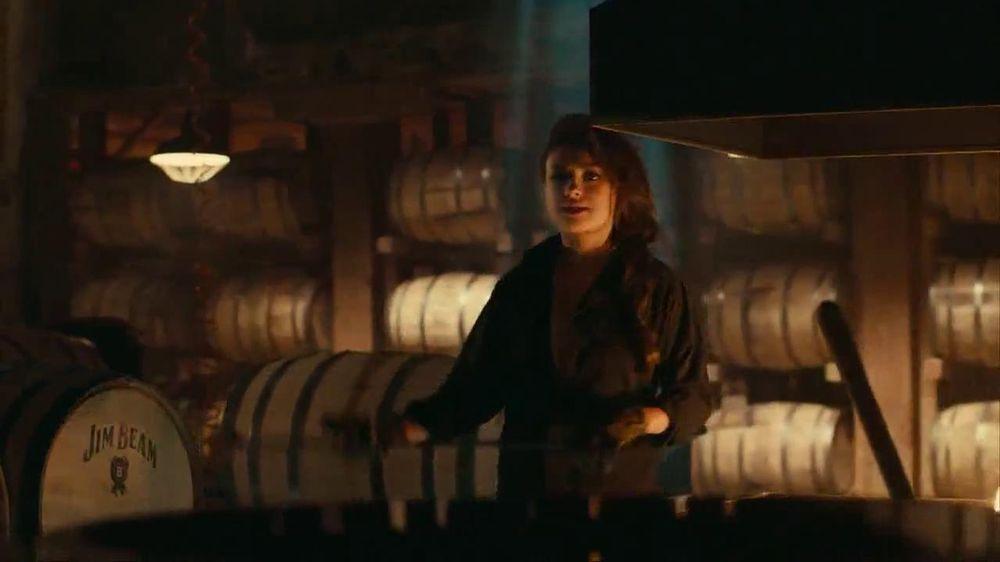 Jim Beam TV Spot, 'Make History' Featuring Mila Kunis - Screenshot 7