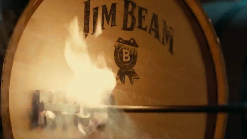 Jim Beam TV Spot, 'Make History' Featuring Mila Kunis - Screenshot 8