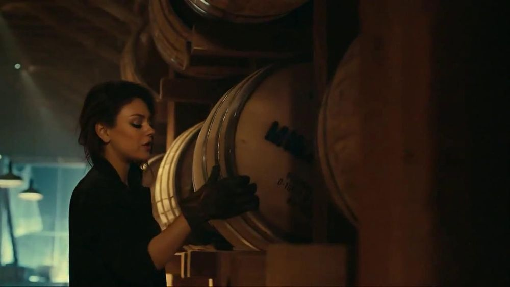 Jim Beam TV Spot, 'Make History' Featuring Mila Kunis - Screenshot 9