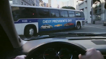 Chevrolet President's Day TV Spot, 'Good Luck'