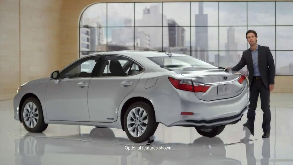 2014 Lincoln MKZ Commercial