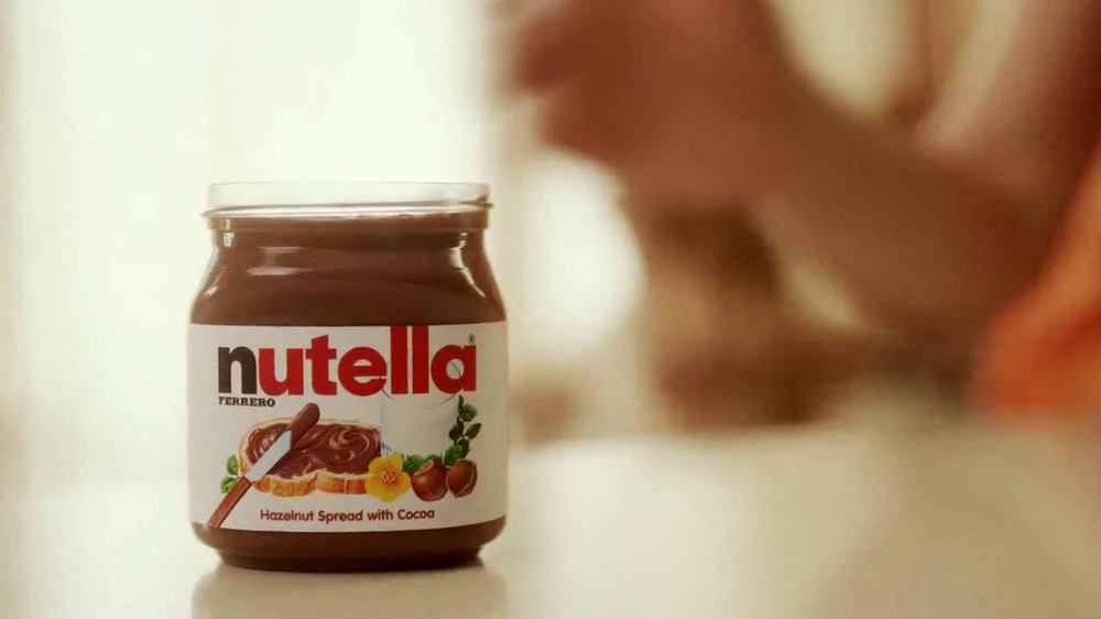 Nutella TV Spot, 'Whole Lot of Happy' Song by Oh Hush! - Screenshot 8