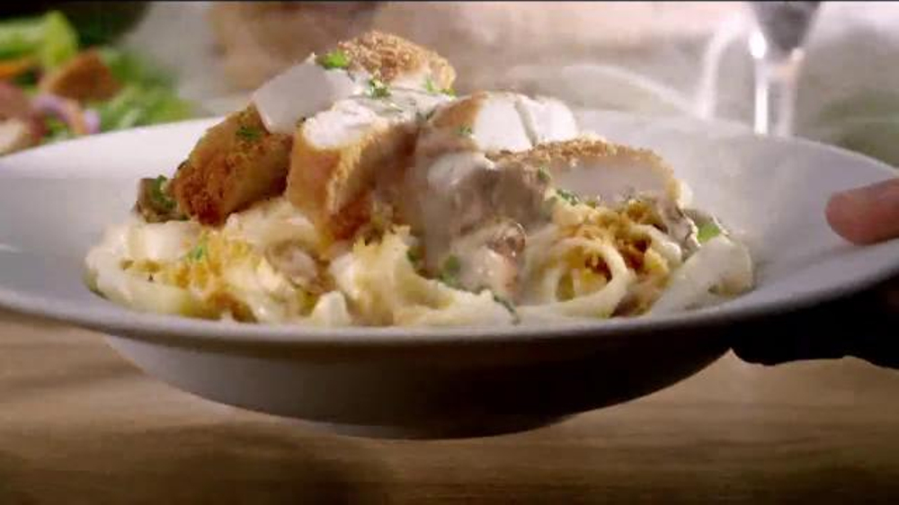 Olive Garden Never Ending Pasta Bowl Tv Commercial 39 Back And Better Than Ever 39