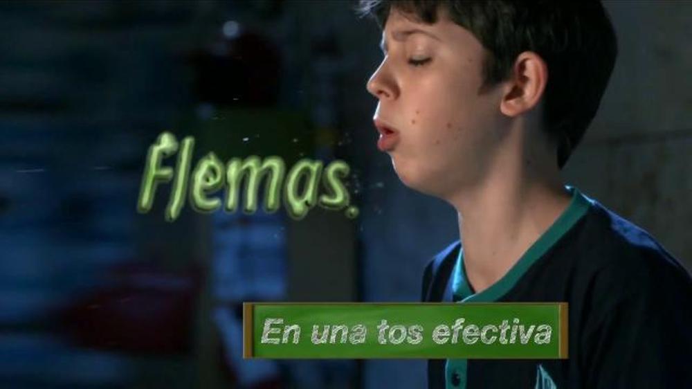 Tukol Cough & Cold TV Spot, 'Tos' [Spanish]