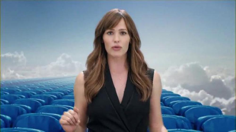 Capital One Venture Card TV Spot, 'Seats' Ft. Jennifer Garner thumbnail