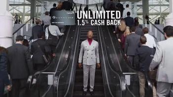 Capital One Quicksilver TV Spot, 'Harsh Reality' Feat. Samuel L. Jackson thumbnail