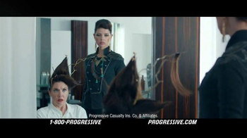 Progressive Snapshot TV Spot, 'HairSalon'