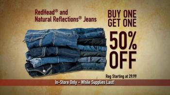 Bass Pro Shops TV Spot, 'BOGO Jeans'