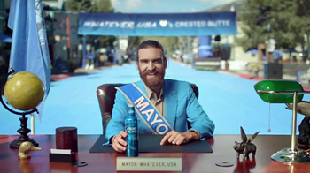 Bud Light TV Spot, 'Whatever, USA: Out of Breath'