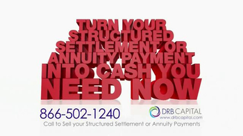 DRB Capital TV Spot, 'The Cash You Need Now'