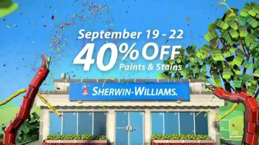 Offer valid 12/1/18 – 12/29/ © The Sherwin-Williams Company **Special pricing valid on HGTV HOME™ by Sherwin-Williams Ovation ® Paint. May not be combined with the Preferred Customer discount or any other offer or coupon.