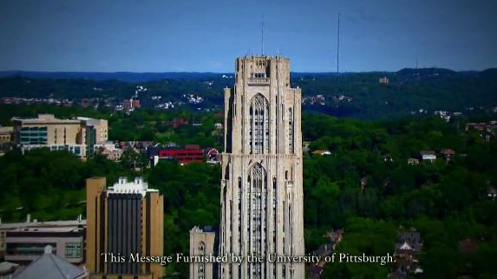 University of Pittsburgh TV Commercial, 'What We're All ...