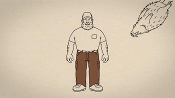 Duluth Trading TV Spot, 'Fire Hose Work Pants vs. Hail Mary Hog'