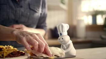 Pillsbury Grands Flaky Layers TV Spot, 'Unsloppy Joes'