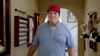 Skechers Relaxed Fit TV Spot, 'Hall' Featuring Pete Rose
