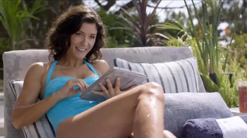 Big Fish Casino TV Spot, 'Living Large: Pool'