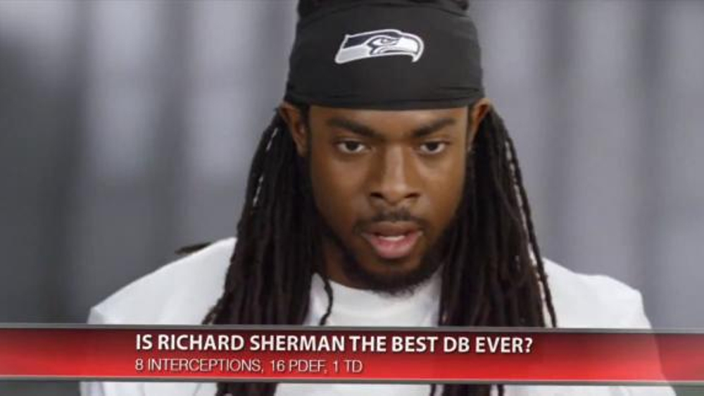 Nike TV Spot, 'Never Finished' Featuring Richard Sherman, Damon Wayans Jr. thumbnail