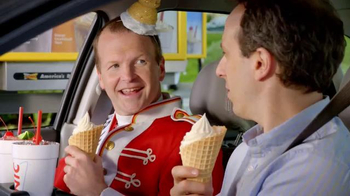 Sonic Drive-In TV Spot, 'National Ice Cream Day: Parade'