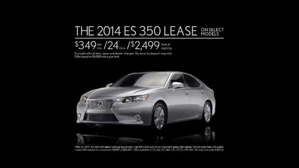 2015 Lexus Es Commercial Actor Html Autos Post