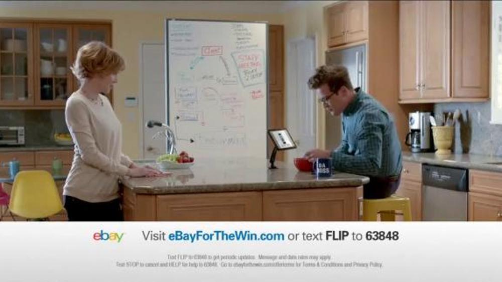 eBay TV Spot, 'Flip your Phone on eBay for the Win'