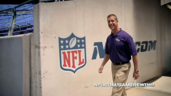 NFL Game Rewind TV Spot