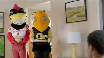 2014 Capital One Mascot Challenge TV Spot, 'Birds & Bees' thumbnail