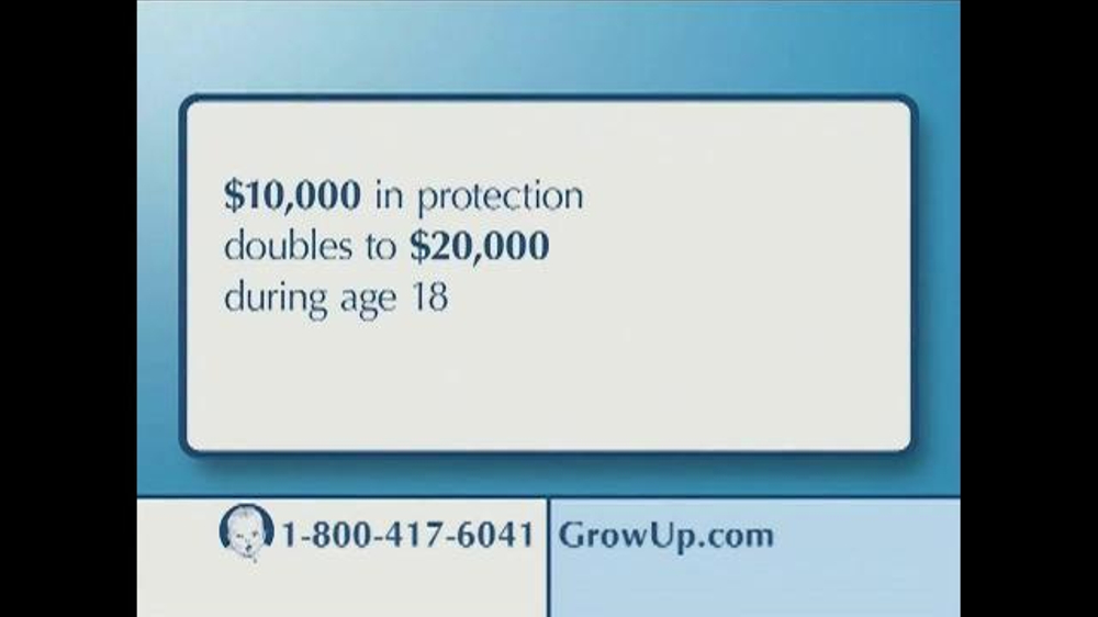 Metlife Life Insurance >> The Gerber Life Grow-Up Plan TV Commercial - iSpot.tv