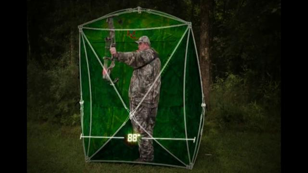 Man Cave Hunting Blind : Ameristep man cave tv commercial ispot