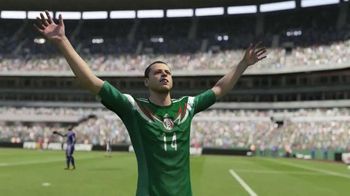 GameStop: FIFA 15: Feel the Passion, Kiss the Wrist